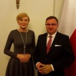 Spotkanie z Pierwszą Damą Agatą Kornhauser-Dudą