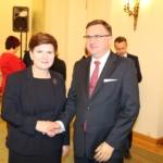 Spotkanie z Panią Premier Beatą Szydło