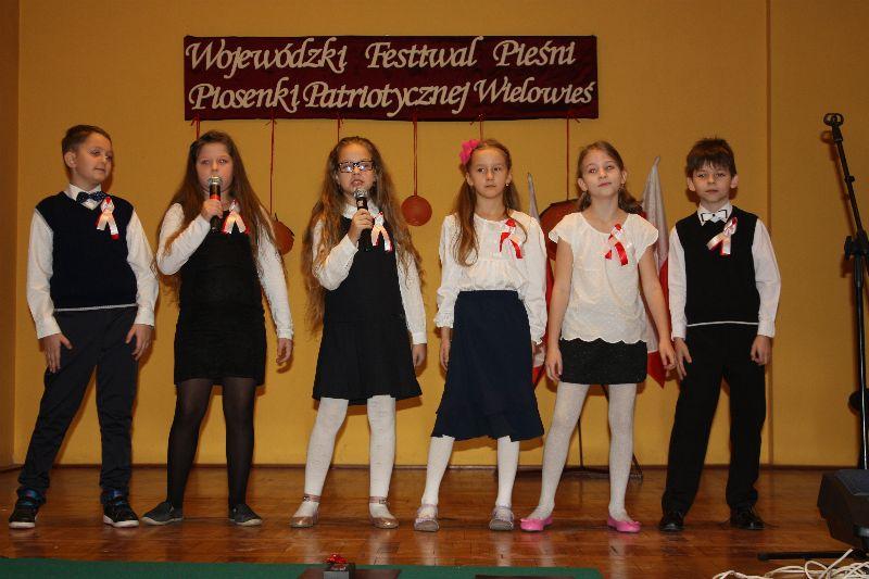 IX Wojewódzki Festiwal Pieśni i Piosenki Patriotycznej w Wielowsi