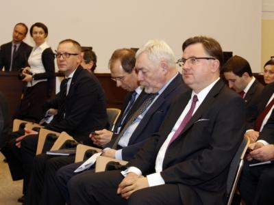 Głosowanie nad ustawą o związku metropolitalnym w województwie śląskim.