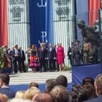 Spotkanie z prezydentem Donaldem Trumpem w Warszawie