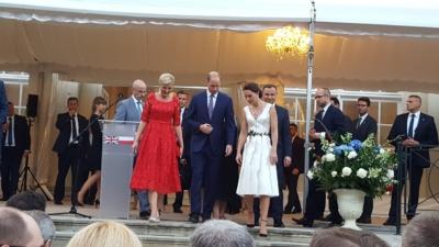Wizyta Książęcej Pary Williama i Kate w Polsce