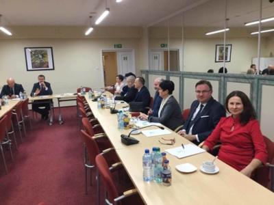Spotkanie w Ministerstwie Sportu i Turystyki