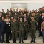 Sejm RP. Wizyta klas Zespołu Szkół Zawodowych nr 2 w Knurowie