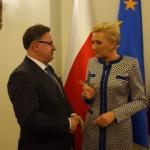 Spotkanie Noworoczne u Prezydenta RP Andrzeja Dudy