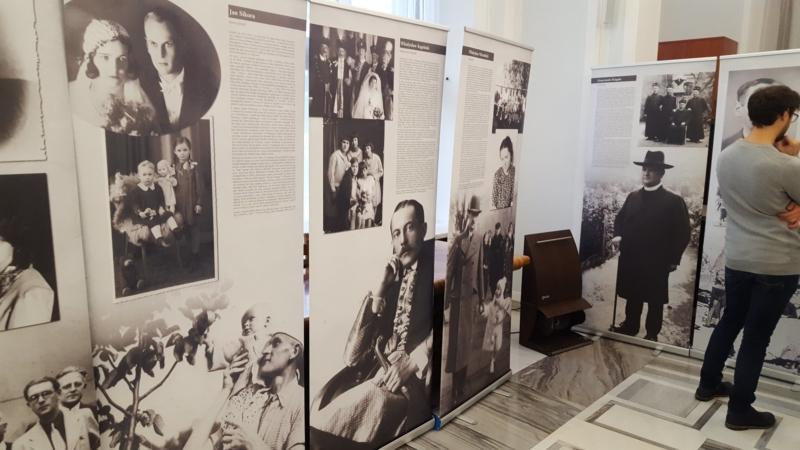 """Wystawa pt. """"Intelligenzaktion – niemiecka akcja eksterminacyjna przeciwko polskiej inteligencji na Śląsku 1939-1945"""""""