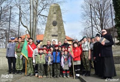 Narodowy Dzień Pamięci Żołnierzy Wyklętych w Knurowie