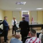 Spotkanie z Panią Europoseł Jadwigą Wiśniewską
