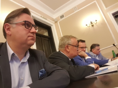 Wspólne posiedzenie połączonych komisji infrastruktury i cyfryzacji