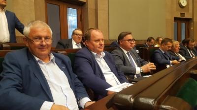 Trzeci dzień 63. posiedzenia Sejmu