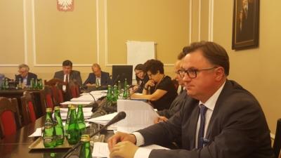Posiedzenie Komisji Cyfryzacji, Innowacyjności i Nowoczesnych Technologii