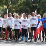 """Sztafeta biegowa """"Ku chwale Ojców Niepodległości"""" z okazji 100-lecia odzyskania przez Polskę Niepodległości"""