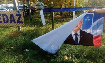 Brudna kampania wyborcza zawitała również do Gliwic