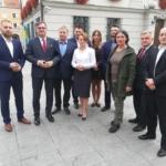 Wizyta Minister Przedsiębiorczości i Technologii Jadwigii Emilewicz w Gliwicach
