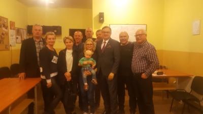 Spotkanie Rady Osiedla Sośnica