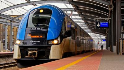 Pociągi pasażerskie wracają do Knurowa