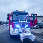 Nowy samochód pożarniczy dla Ochotniczej Straży Pożarnej w Gliwicach Bojkowie