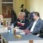 Spotkanie z mieszkańcami Gliwic