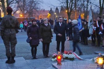 Narodowy Dzień Pamięci Żołnierzy Wyklętych w Pyskowicach