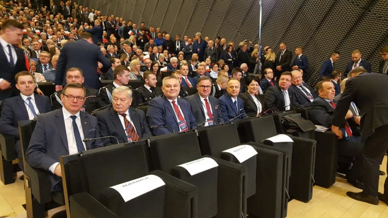 POLSKA SERCEM EUROPY! Konwencja Prawa i Sprawiedliwości w Katowicach