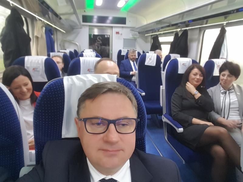 Pociąg do Śląska. Śląsk dla Polski!