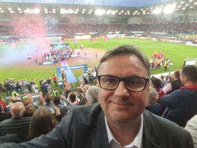 Historyczna chwila - 30 lat temu po raz ostatni klub z Górnego Śląska zdobył mistrzostwo Polski