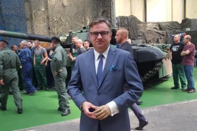 Zakłady Mechaniczne Bumar-Łabędy z umową na remont czołgów T-72