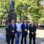 Premier Mateusz Morawiecki z wizytą w Gliwicach
