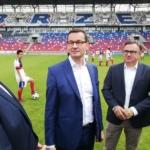 Premier Mateusz Morawiecki odwiedził dziś Zabrze