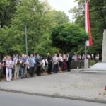 Obchody 75. rocznicy Powstania Warszawskiego w Pyskowicach