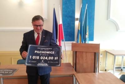 Gmina Pilchowice z dofinansowaniem w ramach programu Funduszu Dróg Samorządowych