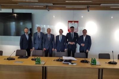 Ostatnie posiedzenie komisji cyfryzacji VIII kadencji Sejmu RP